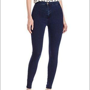 Skinny High Waisted Easy Jeans